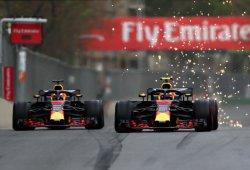 Red Bull culpa a ambos pilotos del accidente, pero seguirá dándoles libertad