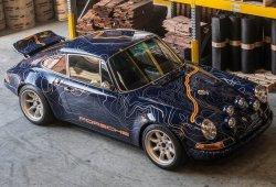 Singer presentó su último Porsche 911 durante el Luftgekühlt 5