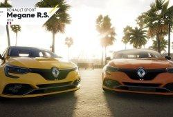 El nuevo Renault Mégane RS estará presente en The Crew 2