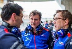 """Toro Rosso vuelve al fondo de la parrilla: """"Hemos dado un enorme paso atrás"""""""