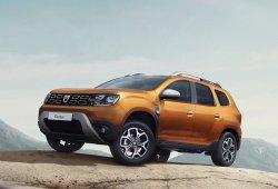 Francia - Marzo 2018: El nuevo Dacia Duster gana popularidad