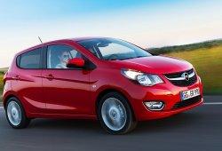 Holanda - Marzo 2018: Triunfo del Opel Karl