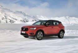 Suecia - Marzo 2018: El Volvo XC40 escala posiciones