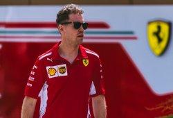 """Vettel: """"Este año es más complicado llevar el Ferrari a su rango óptimo de trabajo"""""""
