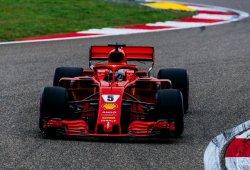 "Vettel confirma las buenas sensaciones de Ferrari: ""La vuelta fue perfecta"""