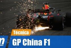 [Vídeo] F1 2018: análisis técnico del GP de China