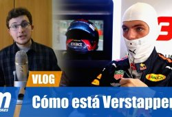 [Vídeo] Cómo está Verstappen... ¡y cómo está Ricciardo!