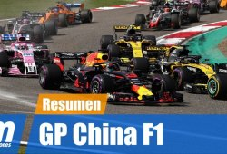 [Vídeo] Resumen del GP de China de F1 2018