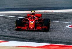 Räikkönen sigue siendo el referente en Ferrari y se libra de la sanción