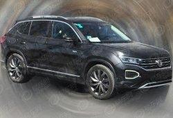 Filtrado el nuevo Volkswagen Tayron SUV en China