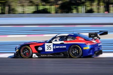 AKKA-ASP lleva un cuarto Mercedes a la Sprint Cup