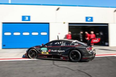 El nuevo reglamento del DTM perjudica a Audi, según Gass