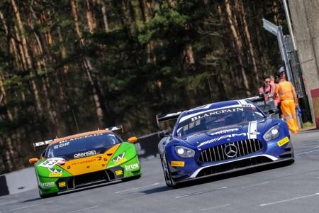 La Endurance Cup arranca en Monza con 54 coches GT3