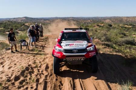 Se complica el diseño del recorrido del Dakar 2019