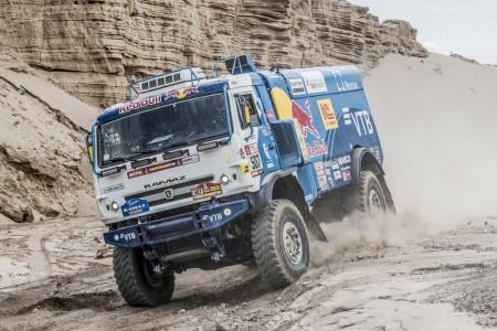 El recorrido del Dakar 2019 sigue siendo una incógnita