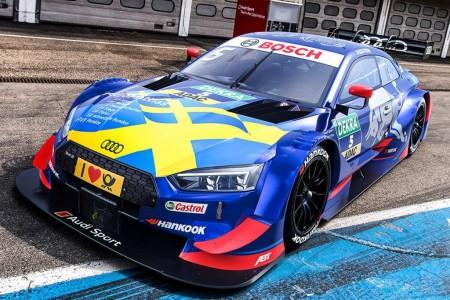 Mattias Ekström dirá adiós al DTM corriendo por última vez