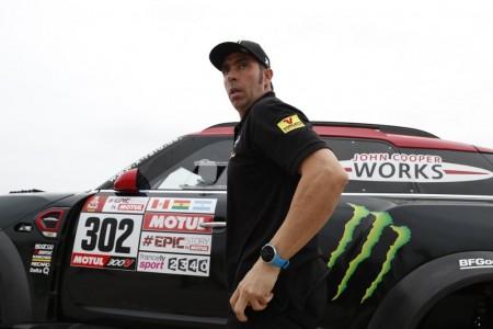 Nani Roma no estará en el Merzouga Rally con un UTV