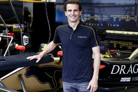 Pedro de la Rosa será asesor de Techeetah en la Fórmula E