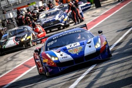 Pole del Ferrari de Aleshin, Molina y Rigon en Monza