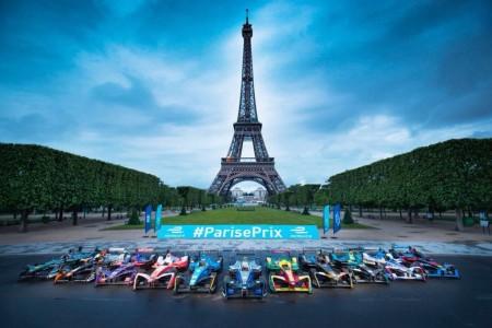 Previo y horarios del ePrix de París de Fórmula E