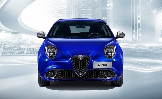 Alfa Romeo MiTo - frontal