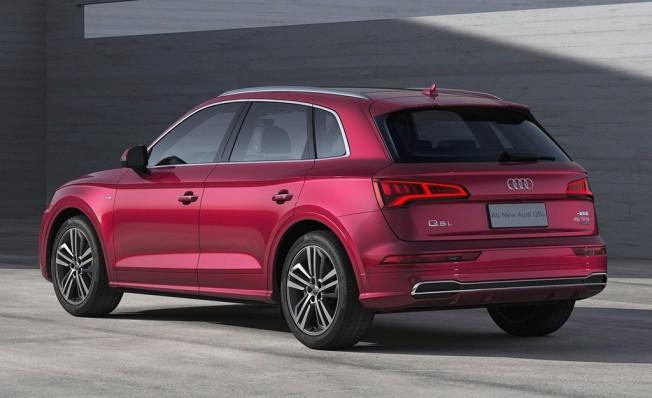 Audi Q5L 2018 - posterior