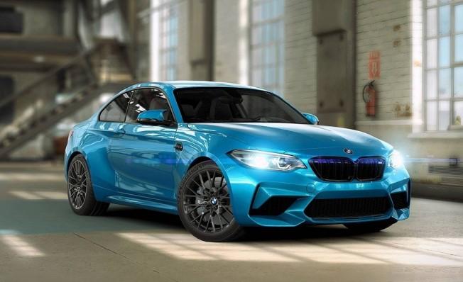 BMW M2 Competition en CSR Racing 2