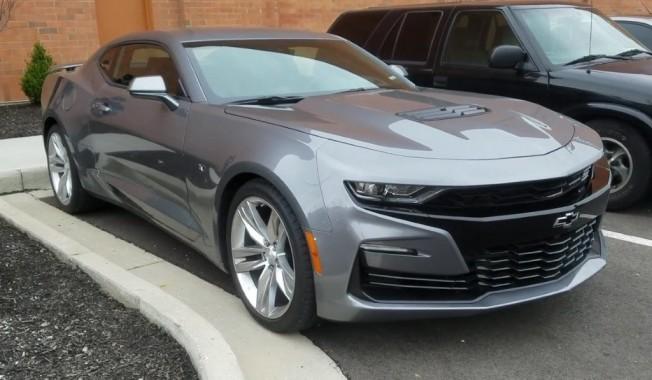 Así se luce el polémico diseño del Chevrolet Camaro 2019 ...