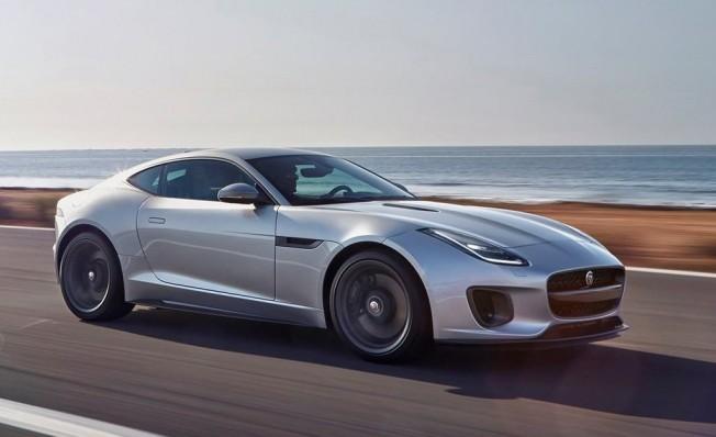 Jaguar F-Type 2019: más tecnología y conectividad para el deportivo ...