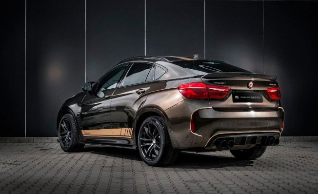 Manhart BMW X6 Carlex Design