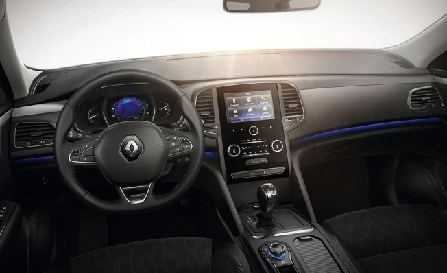 Renault Talisman Limited - interior