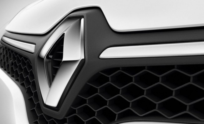 Renault Twingo 2018 - frontal