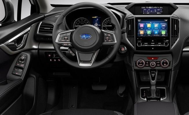 Subaru Impreza 2018 - interior