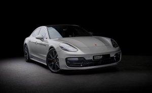 Porsche Exclusive presenta un Panamera con un acabado especial