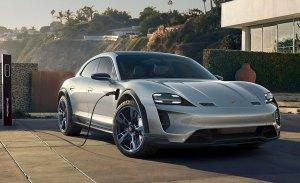 Porsche explica el diseño del nuevo Mission E Cross Turismo Concept