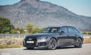 Prueba Audi RS 4 Avant 2018, rompiendo las reglas (con vídeo)