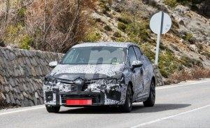 Nuevas fotos espía nos llegan de la quinta generación del Renault Clio