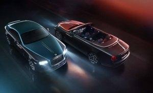 Rolls-Royce presenta la nueva colección Adamas para los Wraith y Dawn