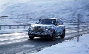 El Rolls-Royce Cullinan será desvelado poco a poco en National Geographic