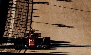 Así influyen los cambios de temperatura en la Fórmula 1