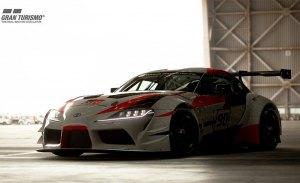 El Toyota GR Supra Racing Concept desembarca en Gran Turismo Sport