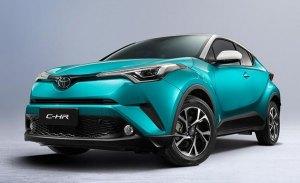 La versión 100% eléctrica del Toyota C-HR llegará a China en 2020