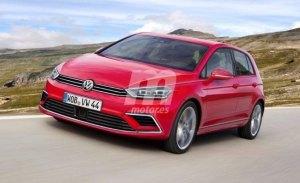 Volkswagen presenta el sistema semihíbrido del nuevo Golf 8