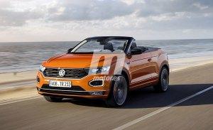 Un vistazo al futuro Volkswagen T-Roc Cabrio, la versión descapotable