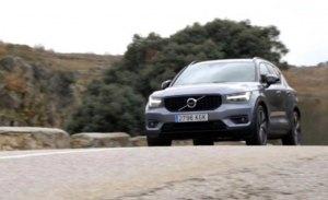 El nuevo Volvo XC40 te permite descubrir «los rincones más suecos» de Madrid