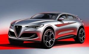 El nuevo SUV de Alfa Romeo, situado por encima del Stelvio, será anunciado en junio