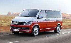 Apple usará el Volkswagen Multivan para crear vehículos autónomos