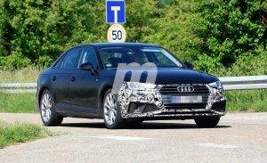 Audi A4 2019: la berlina alemana recibirá pronto un lavado de cara