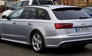 Audi retrasa las entregas de los A6 y A7 al detectar emisiones de NOx irregulares en su motor diésel V6