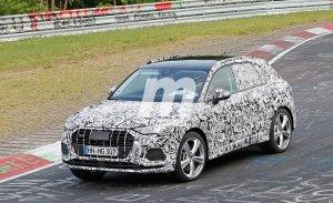 El esperado Audi RS Q3 se enfrenta al trazado de Nürburgring